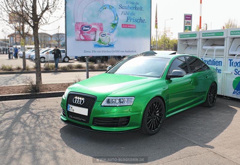 Audi RS6 aus Emmendingen