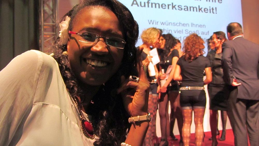 Freiburger Tuning Girl 2014 Wahl