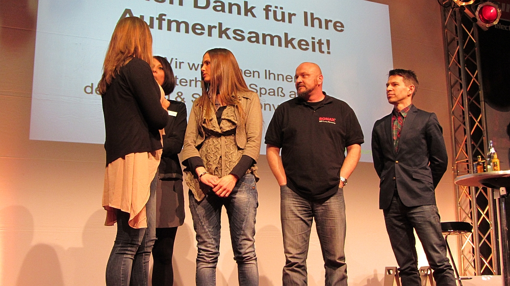 Freiburger Tuning Girl 2014 Wahl