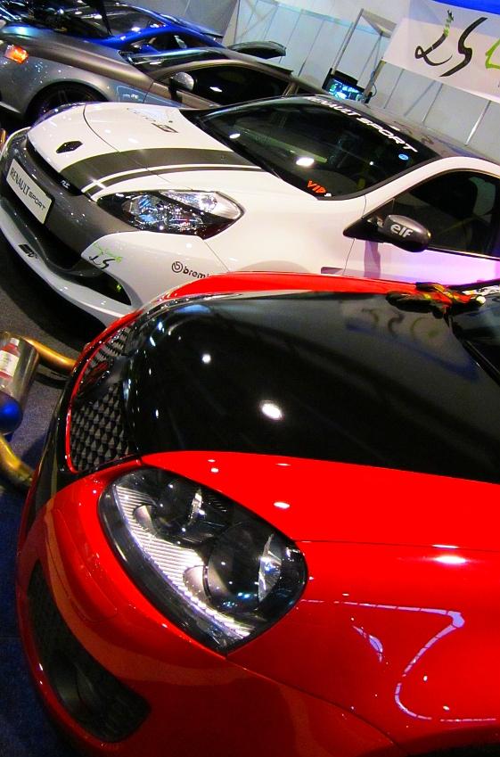 Automobil Messe Freiburg 2014
