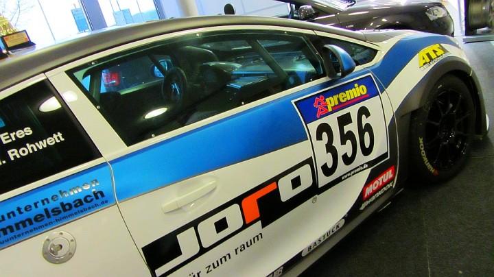 Sportauto auf der Automobil Messe Freiburg 2014