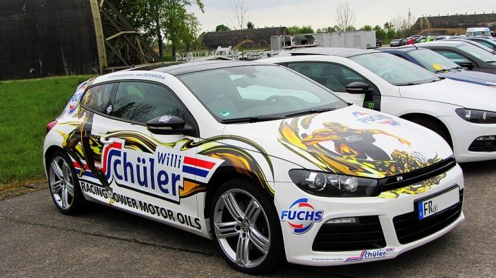 Carfreitag 2K14 - Fuchs Öl