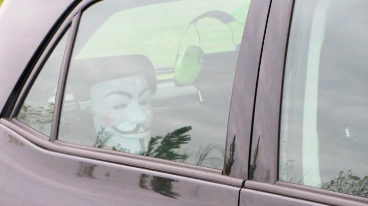 Carfreitag 2K14 Anonymus
