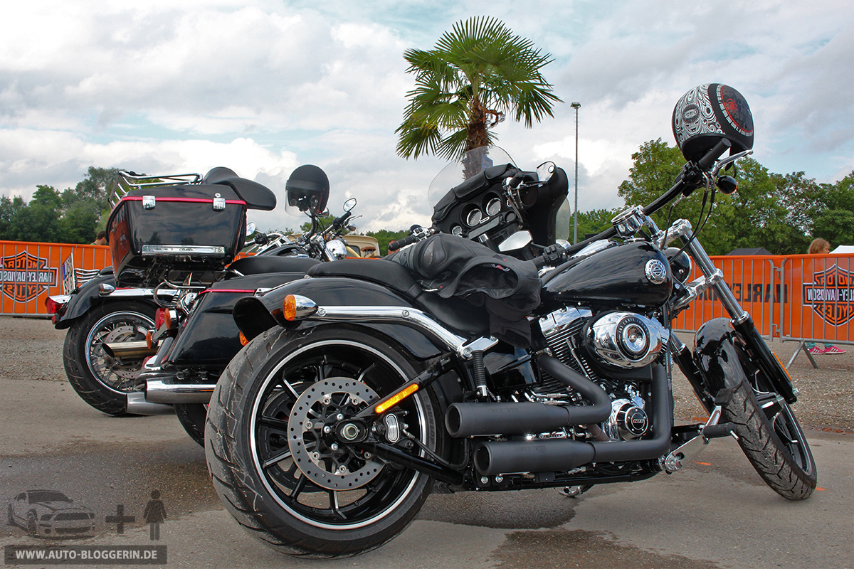 US-Car- & Harley-Treffen