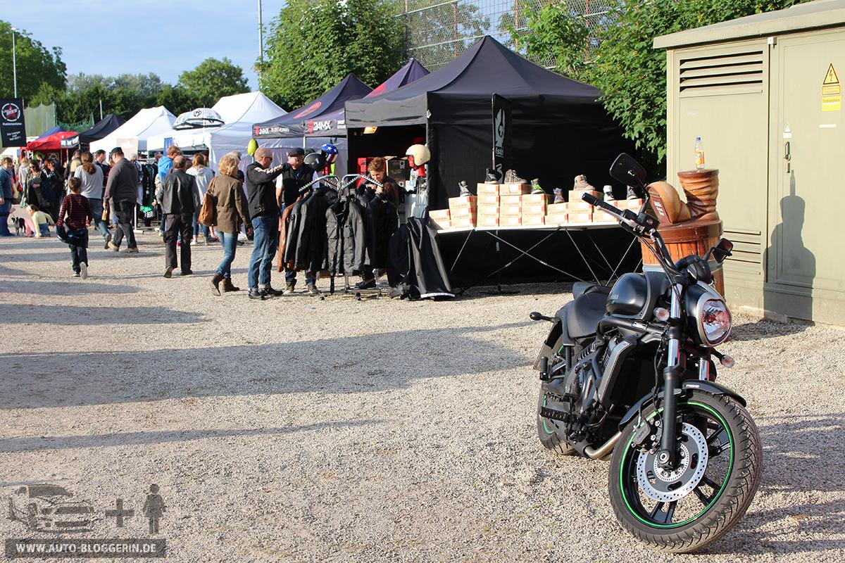 Einiges los bei dem US-Car- & Harley-Treffen