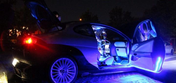Ford Puma mit ca. 140ps