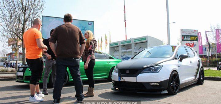 Ibiza und Audi RS6 bringen zusammen auf über 1000 PS !