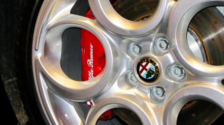 Alfa Romeo 4C Felge
