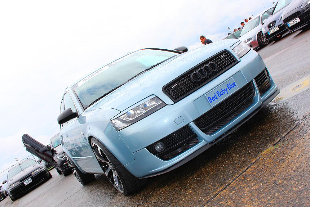 Bad Baby Blue (hier bei Motoren und Power in Lahr)