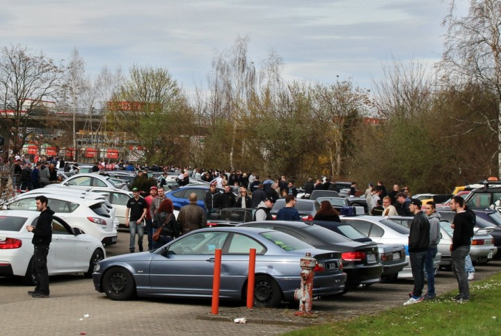 Full House bei Car-Freitag der Car Community Ortenau