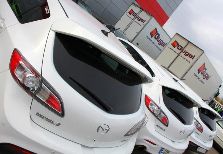 Nüchternheitstest oder Mazda 3 Klon-Alarm?