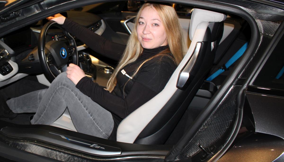 BMW E-Auto