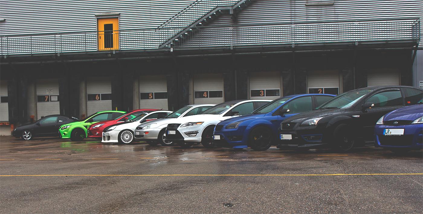 Tagestreffen der Ford Freaks Freiburg am 01.05.2015
