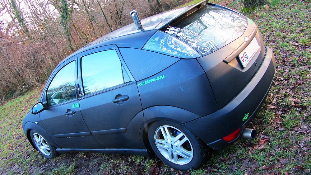 Ford Freaks Freiburg Wintertreffen