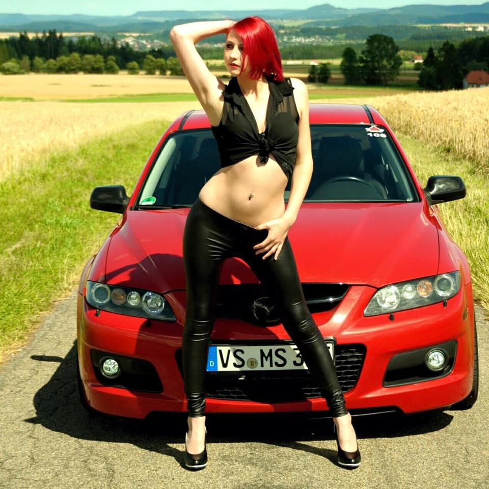 Freiburger Tuning Girl 2015 Rosalina