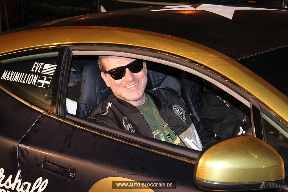 Gründer der Gumball 3000 Serie Maximillion Cooper