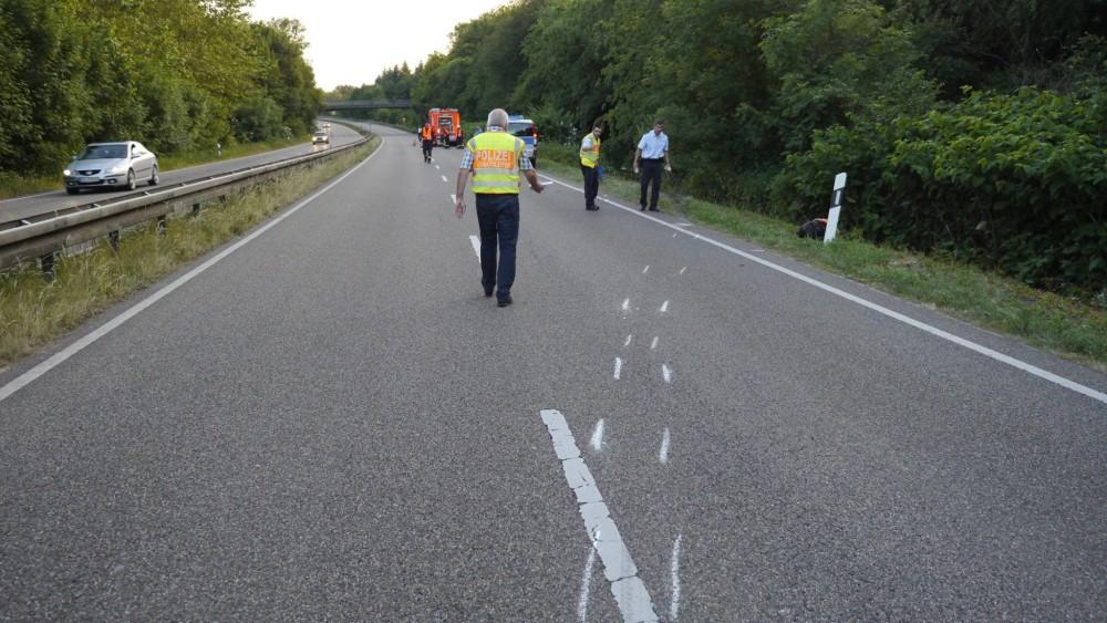 Unfallverlauf-Untersuchung