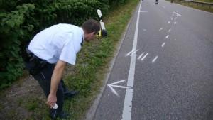 Unfall-Verlauf untersuchen