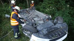31-jährige Mustang-Fahrerin stirbt in Freiburg